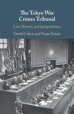 The Tokyo War Crimes Tribunal