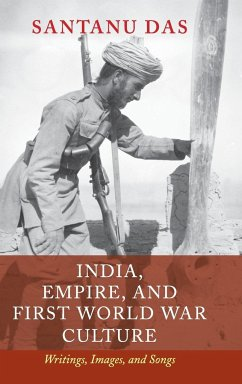 India, Empire, and First World War Culture: Wri...