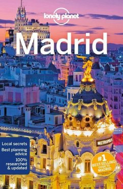 Madrid - Lonely, Planet