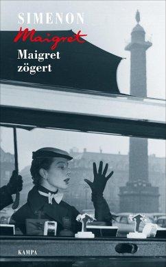 Maigret zögert / Maigret Bd.68 - Simenon, Georges