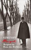 Maigret im Haus des Richters / Kommissar Maigret Bd.21