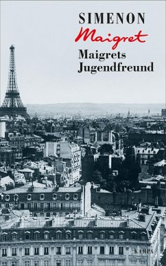 Maigrets Jugendfreund / Maigret Bd.69 - Simenon, Georges