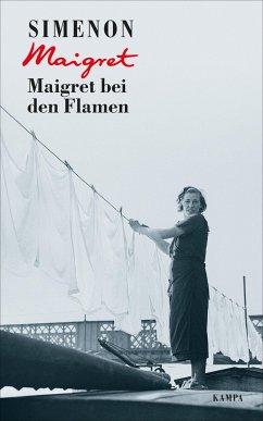 Maigret bei den Flamen / Kommissar Maigret Bd.14 - Simenon, Georges