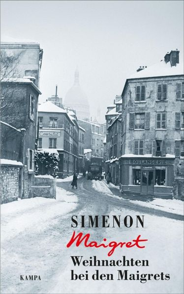 Buch-Reihe Kommissar Maigret