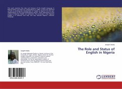 The Role and Status of English in Nigeria