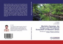 Myristica Swamps: An Unique and Threatened Ecosystem of Western Ghats - Tambat, B.; Chaithra, G. N.; Uma Shaanker, R.