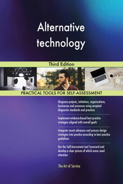 Alternative technology Third Edition (eBook, ePUB)