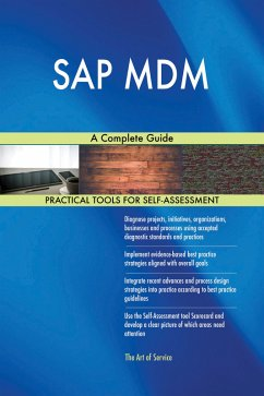 SAP MDM A Complete Guide (eBook, ePUB)