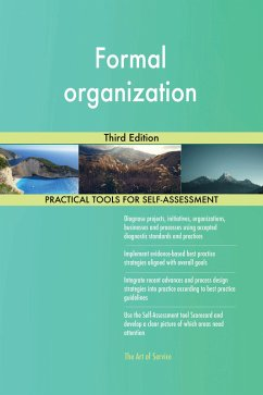 Formal organization Third Edition (eBook, ePUB)