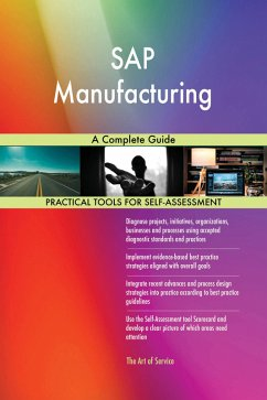 SAP Manufacturing A Complete Guide (eBook, ePUB)