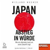 Japan - Abstieg in Würde, MP3-CD
