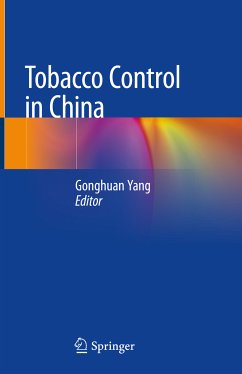 Tobacco Control in China (eBook, PDF)
