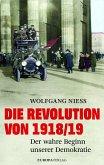 Die Revolution von 1918/19 (eBook, ePUB)