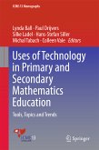 Uses of Technology in Primary and Secondary Mathematics Education (eBook, PDF)