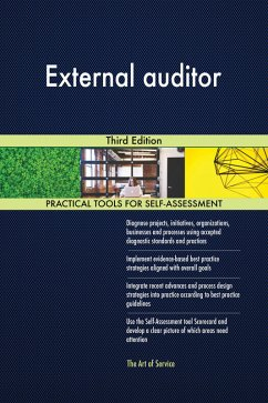 External auditor Third Edition (eBook, ePUB)