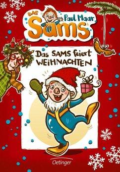 Das Sams feiert Weihnachten (Mängelexemplar) - Maar, Paul