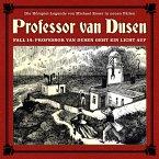 Professor van Dusen, Die neuen Fälle, Fall 14: Professor van Dusen geht ein Licht auf (MP3-Download)
