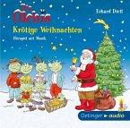 Die Olchis. Krötige Weihnachten, 1 Audio-CD (Mängelexemplar)
