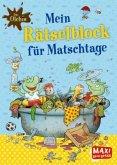 Die Olchis - Mein Rätselblock für Matschtage (Mängelexemplar)