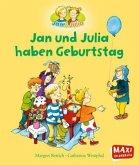 Jan und Julia haben Geburtstag / Jan und Julia Bd.3 (Mängelexemplar)