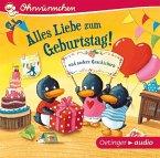 Alles Liebe zum Geburtstag! und andere Geschichten, Audio-CD (Mängelexemplar)