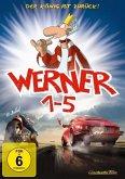 Werner 1-5 Königsbox (5 Discs)