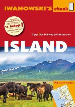 Island - Reiseführer von Iwanowski (eBook, ePUB) - Berger, Lutz; Quack, Ulrich