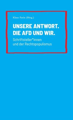 Unsere Antwort. Die AfD und Wir. (eBook, ePUB)