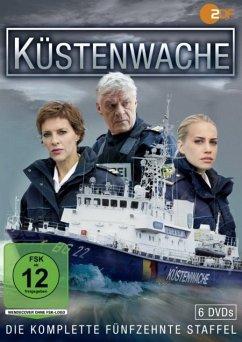 Küstenwache - Die komplette fünfzehnte Staffel (6 Discs)