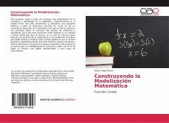 Construyendo la Modelización Matemática