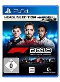 F1 2018 Headline Edition (PlayStation 4)