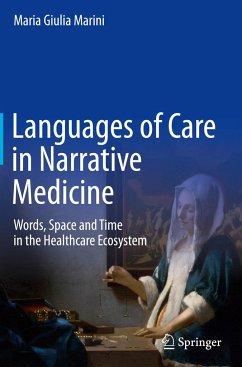 Languages of Care in Narrative Medicine - Marini, Maria Giulia