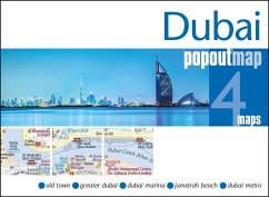 Dubai PopOut Map Double