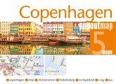Copenhagen Popout Map Double