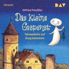 Das kleine Gespenst (MP3-Download) - Preußler, Otfried; Stigloher, Regine