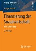 Finanzierung der Sozialwirtschaft (eBook, PDF)