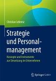 Strategie und Personalmanagement (eBook, PDF)
