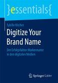 Digitize Your Brand Name (eBook, PDF)