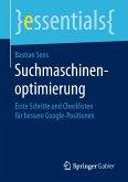 Suchmaschinenoptimierung (eBook, PDF)
