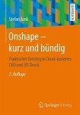 Onshape - kurz und bündig (eBook, PDF)