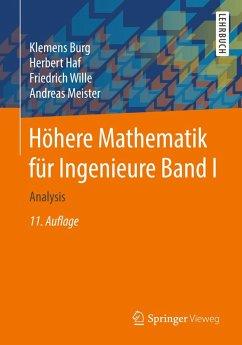 Höhere Mathematik für Ingenieure Band I (eBook,...