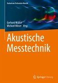 Akustische Messtechnik (eBook, PDF)