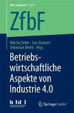 Betriebswirtschaftliche Aspekte von Industrie 4.0 (eBook, PDF)
