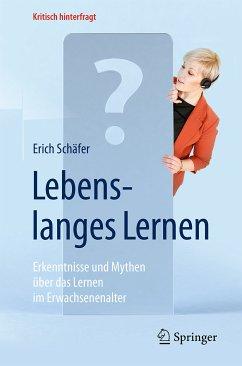Lebenslanges Lernen (eBook, PDF) - Schäfer, Erich