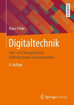 Digitaltechnik (eBook, PDF) - Fricke, Klaus