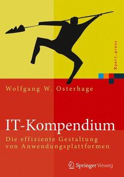 IT-Kompendium (eBook, PDF) - Osterhage, Wolfgang W.
