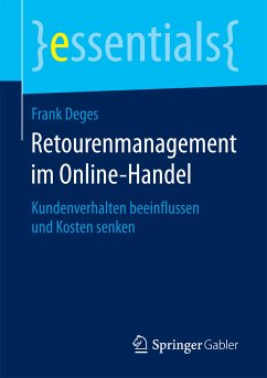 Retourenmanagement im Online-Handel (eBook, PDF) - Deges, Frank