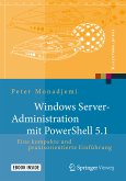 Windows Server-Administration mit PowerShell 5.1 (eBook, PDF)
