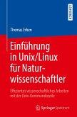 Einführung in Unix/Linux für Naturwissenschaftler (eBook, PDF)