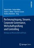 Rechnungslegung, Steuern, Corporate Governance, Wirtschaftsprüfung und Controlling (eBook, PDF)